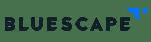 Bluescape_Logo_Black_Blue_Trademark_400W